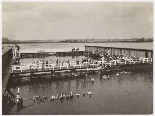 Historie het flevoparkbad